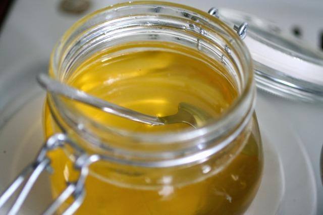 ekologisk honung, flytande honung